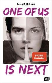 Karen M. Mcmanus: One Of Us Is Next, Buch