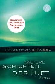 Antje Rávic Strubel: Kältere Schichten der Luft, Buch