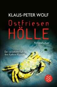 Klaus-Peter Wolf: Ostfriesenhölle, Buch