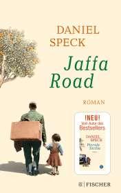 Daniel Speck: Jaffa Road, Buch