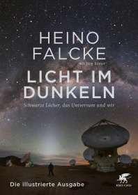 Heino Falcke: Licht im Dunkeln, Buch