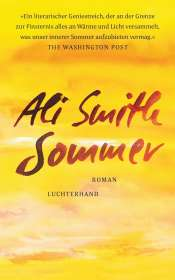Ali Smith: Sommer, Buch