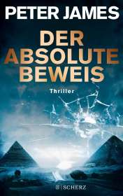Peter James: Der absolute Beweis, Buch