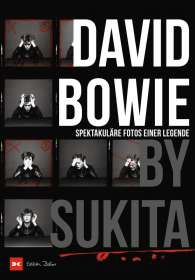Masayoshi Sukita: David Bowie by Sukita, Buch