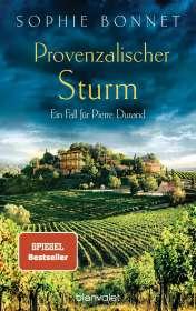 Sophie Bonnet: Provenzalischer Sturm, Buch