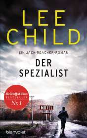Lee Child: Der Spezialist, Buch
