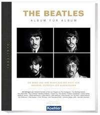 The Beatles - Album für Album, Buch
