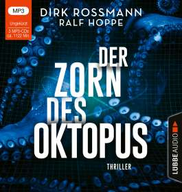 Dirk Rossmann: Der Zorn des Oktopus, MP3