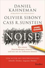 Daniel Kahneman: Noise, Buch
