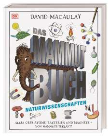 David Macaulay: Das Mammut-Buch Naturwissenschaften, Buch