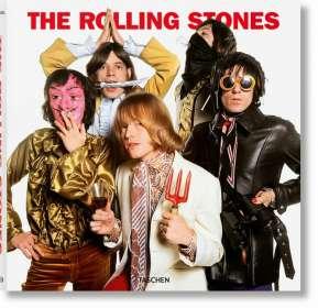 The Rolling Stones. Aktualisierte Ausgabe, Buch