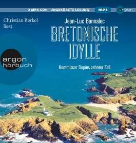 Bretonische Idylle.Kommissar Dupins 10.Fall, MP3