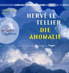 Hervé Le Tellier: Die Anomalie, MP3