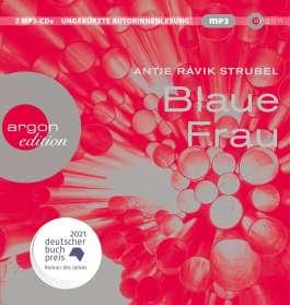 Antje Rávik Strubel: Blaue Frau, MP3