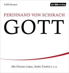 Ferdinand von Schirach: Gott, CD