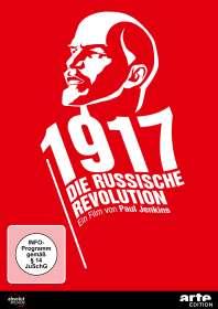 Paul Jenkins: 1917 - Die Russische Revolution, DVD