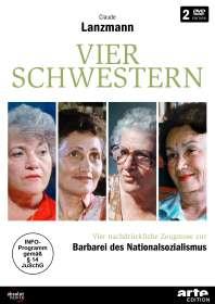 Claude Lanzmann: Vier Schwestern, DVD