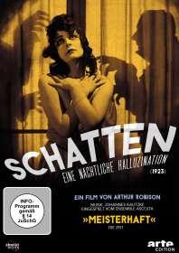 Arthur Robison: Schatten - Eine nächtliche Halluzination, DVD