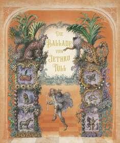 Jethro Tull: Die Ballade von Jethro Tull, Buch