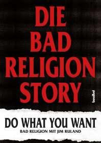 Bad Religion: Die Bad Religion Story, Buch