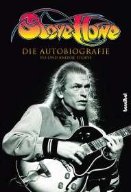 Steve Howe: Steve Howe - Die Autobiografie, Buch