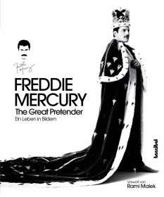 Sean O'Hagan: Freddie Mercury - The Great Pretender, Buch