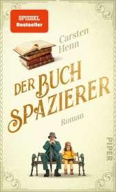Carsten Henn: Der Buchspazierer, Buch