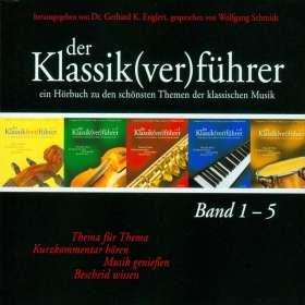 Gerhard K.Englert (Hrsg.):Der Klassik(ver)führer Band 1-5, CD