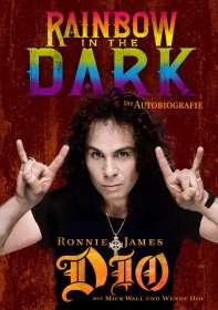 Ronnie James Dio: Rainbow In The Dark, Buch