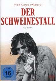 Pier Paolo Pasolini: Der Schweinestall (OmU), DVD