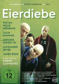 Robert Schwentke: Eierdiebe, DVD