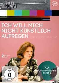 Max Linz: Ich will mich nicht künstlich aufregen, DVD