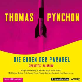 Thomas Pynchon: Die Enden der Parabel, CD