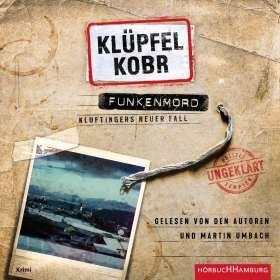 Volker Klüpfel: Funkenmord (Ein Kluftinger-Krimi 11), CD