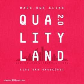 Marc-Uwe Kling: QualityLand 2.0, CD