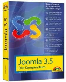 Daniel Koch: Joomla! 4.0 Das Kompendium - Das umfassende Praxiswissen - aktuellste Version, Buch
