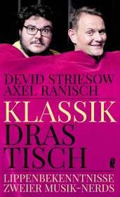 Devid Striesow: Klassik drastisch, Buch