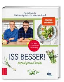 Matthias Riedl: Iss besser, Buch