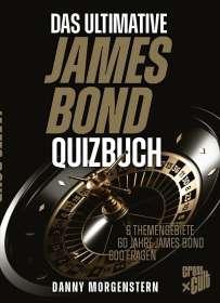 Danny Morgenstern: Das ultimative James Bond Quiz, Buch