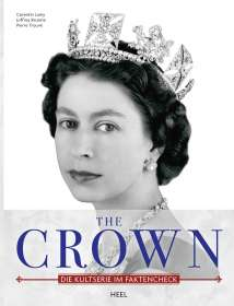 Corentin Lamy Lamy: The Crown, Buch