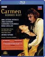 Georges Bizet (1838-1875): Carmen, Blu-ray Disc