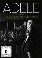 Adele: Live At The Royal Albert Hall (Blu-ray + CD), Blu-ray Disc