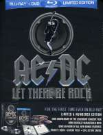 AC/DC: Let There Be Rock (Ltd. Collector's Edition) (Blu-ray + DVD), Blu-ray Disc