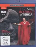 Vincenzo Bellini (1801-1835): Beatrice di Tenda, Blu-ray Disc