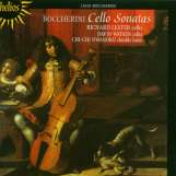 Luigi Boccherini (1743-1805): Sonaten f.Cello & Bc G.2,4,10,17,565, CD