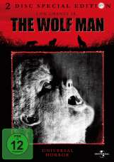 The Wolf Man, 2 DVDs