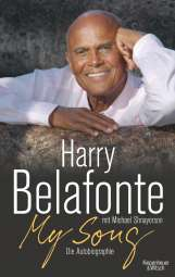 Harry Belafonte: My Song, Buch