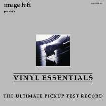Image HiFi Test Record - Vinyl Essentials (180g) (Limited-Edition), LP