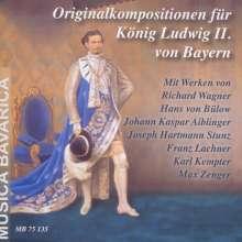 Originalkompositionen für König Ludwig II.von Bayern, CD