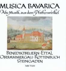 Alte Musik aus dem Pfaffenwinkel, CD